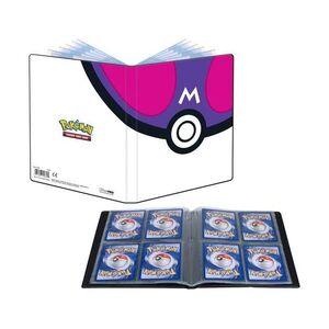 Ultra Pro Pokemon Master Ball 4 Pocket Pro Binder