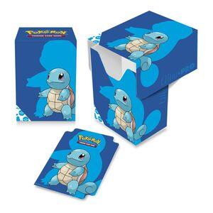 Ultra Pro Pokemon Squirtle Deck Box