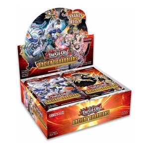 Yu-Gi-Oh TCG Ancient Guardians Booster Pack (7 Cards) (Assortment - Includes 1)