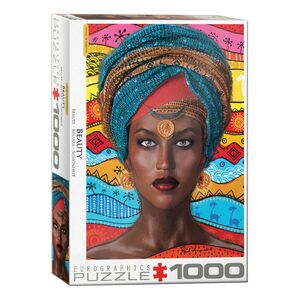 Eurographics Artist Series Beauty Jigsaw Puzzle (1000 Pieces)