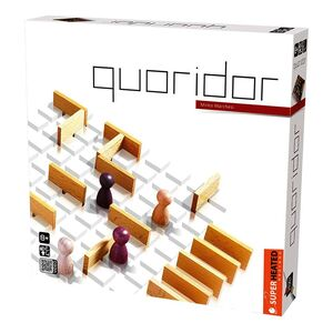 Gigamic Gigamic Quoridor Board Game