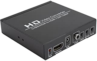 AV HDMI To HDMI Converter