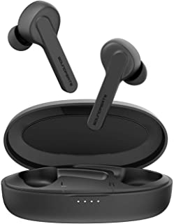 SoundPEATS TrueCapsule Wireless Earbuds Bluetooth Earphones in-Ear Stereo Bluetooth 5.0 Earbuds Wireless Headphones with Upgraded Microphone (Smart Touch