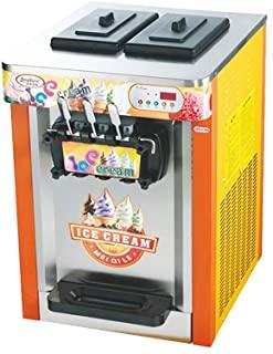 GRACE ice cream machine soft ice cream machine table top 2 flavor & 1 Mix