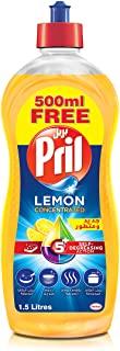 Pril Dishwashing Liquid - Lemon (1.5 Litres)