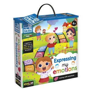 Kidslove Life Skills Expressing My Emotions Learning Game