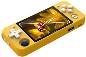 Game Console RGB10 Retro Game Console Handheld Game Player 4000 Games 3.5inch IPS Screen Portable Pocket Handheld Game Player with 32GB TF Card